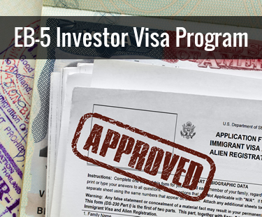 Apply for eb-5 Investor Visa